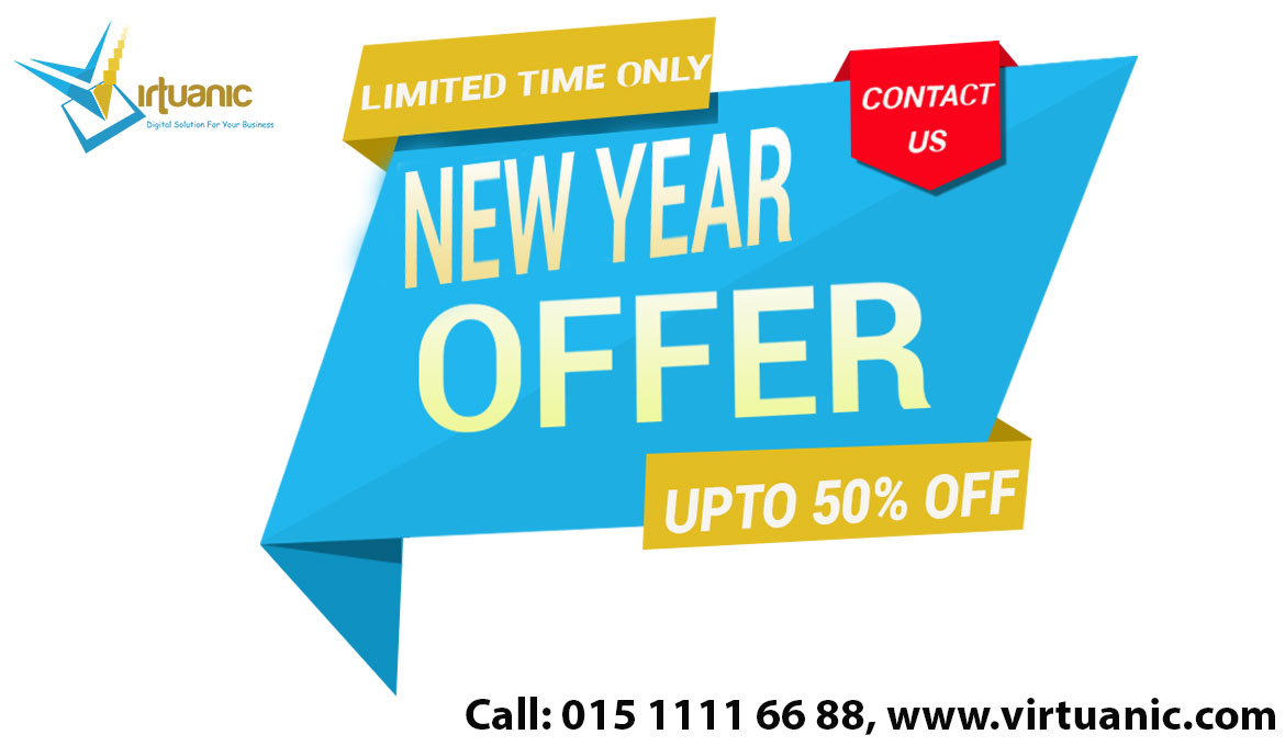 Mega Discount Offer of the Upcoming New Year!!!!!