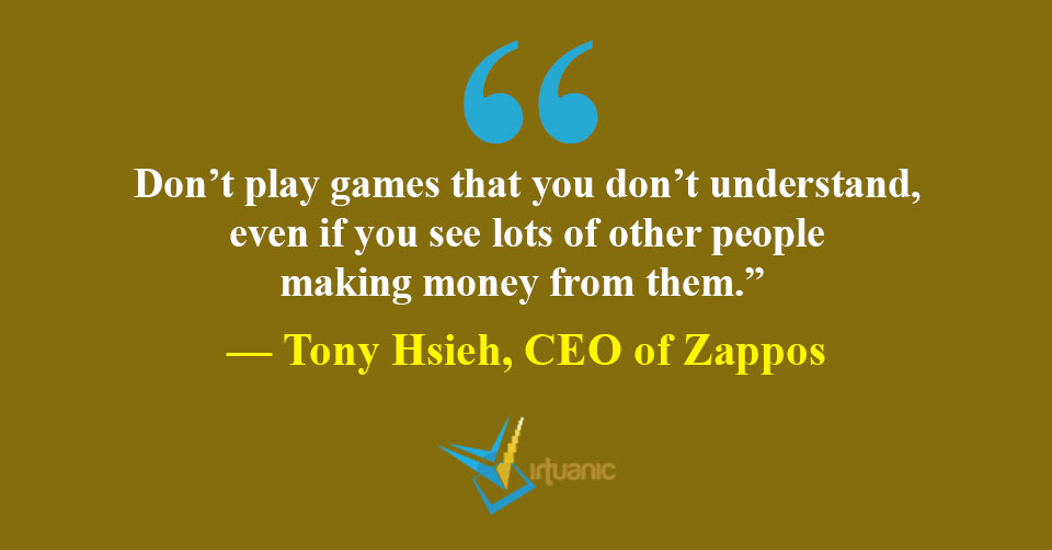 entrepreneur quotes soluitons tony hsieh ceo of zappos